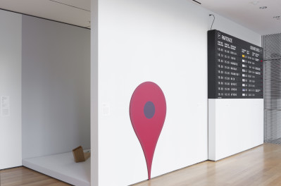 Installation view of This Is for Everyone: Design Experiments for the Common Good at The Museum of Modern Art, New York (February 14, 2015-January 1, 2016). Photo by John Wronn. © 2015 The Museum of Modern Art