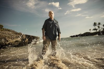 Jeremy Wade hosts River Monsters, which heads to the ocean in season eight. Photo courtesy of Animal Planet.