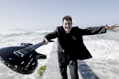 Johnny Clegg considers himself a crossover artist, combining several musical traditions. Photo courtesy of Fiona MacPherson.