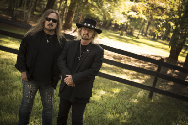 """Johnny and Ronnie Van Zant had a chart-topping country song with """"Help Somebody."""" Photo courtesy of Kristen Van-Zant."""