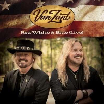 Red, White & Blue (Live) is out July 1 on Loud and Proud Records. Cover courtesy of Loud and Proud Records.