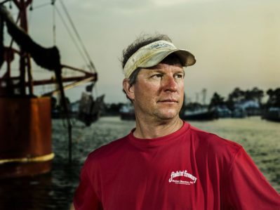 Captain Greg Mayer competes on Wicked Tuna: Outer Banks. Photo courtesy of National Geographic Channels.