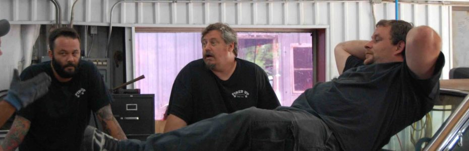 4b2470201f8e6 INTERVIEW  Car expert Tom Smith buckles up for adventures on  Misfit Garage   - Hollywood SOAPBOX