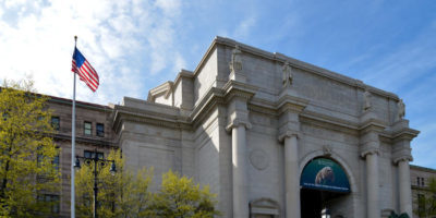 The Margaret Mead Film Festival will be held at the American Museum of Natural History, Oct. 13-16. Photo courtesy of ©AMNH/D. Finnin.