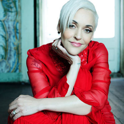 Mariza will bring songs from her latest album, Mundo, to the New Jersey Performing Arts Center. Photo courtesy of Nonesuch Records.