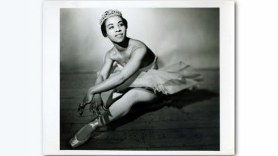 Black Ballerina charts the many struggles of African-American dancers vying for positions in professional companies. Photo courtesy of the African Diaspora International Film Festival.