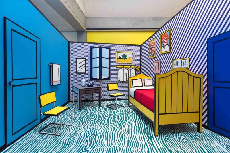 Pop Art Interior Design Definition