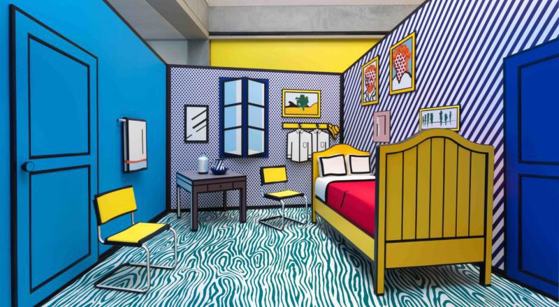 REVIEW: \'Pop\' into the world of Roy Lichtenstein at Skirball ...