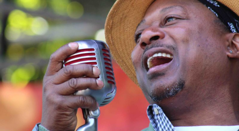 PHOTOS: Kermit Ruffins brings his Barbecue Swingers to FQF
