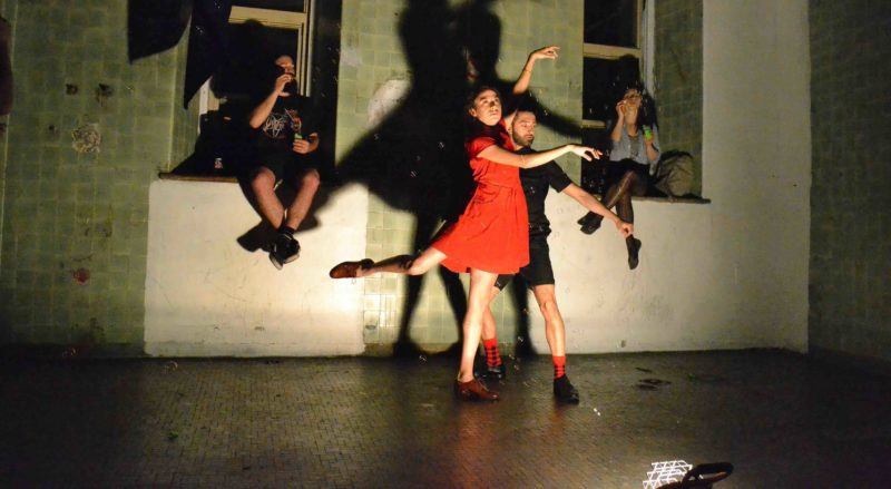 INTERVIEW: Immersive dance event comes to NYU Skirball