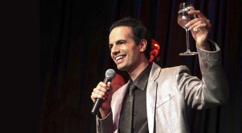 INTERVIEW: Isaac Sutton celebrates Las Vegas at NYC cabaret club