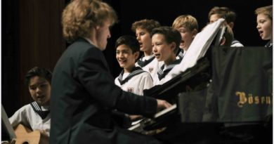 INTERVIEW: Vienna Boys Choir bring traditional holiday cheer on Christmas tour