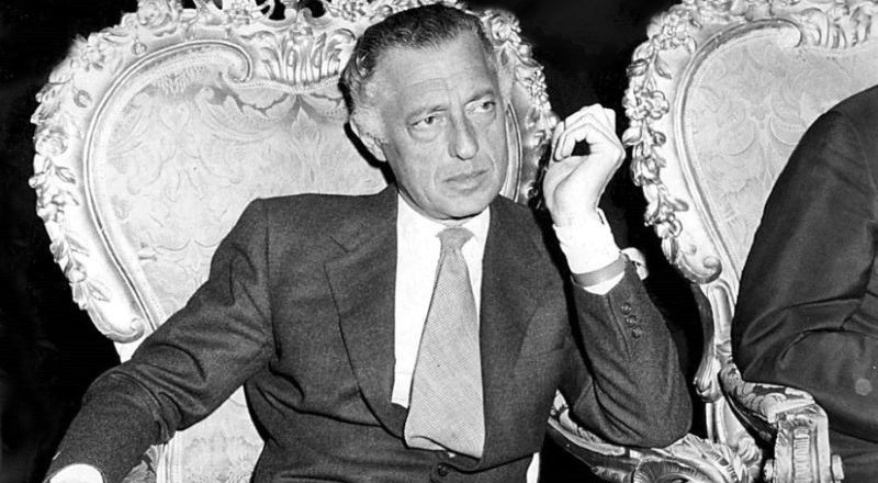 INTERVIEW: In new film, Gianni Agnelli comes off as Italian symbol of strength after WWII