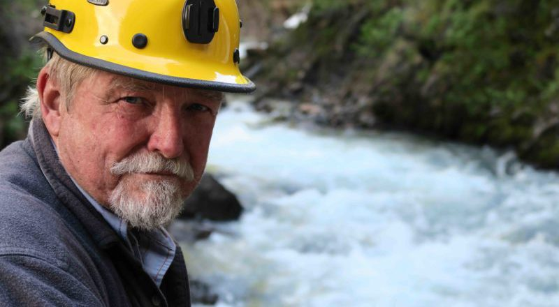 INTERVIEW: Dakota Fred Hurt is up a creek on 'Gold Rush: White Water'