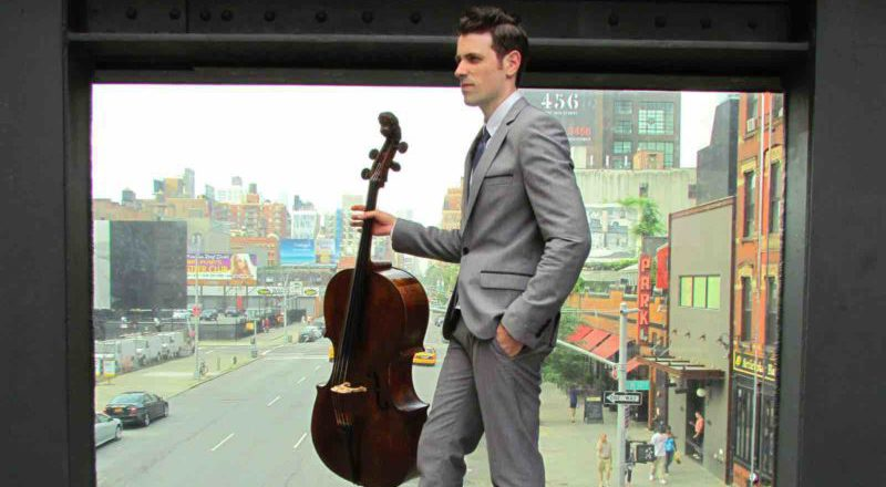 INTERVIEW: Here's one classical cellist who loves jazz
