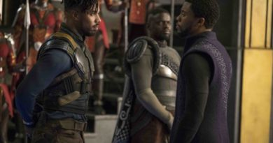 REVIEW: 'Black Panther' features thrilling entertainment