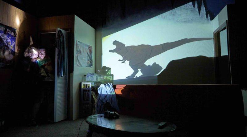 INTERVIEW: Meet Pete. Now meet Nero, a Tyrannosaur Rex.