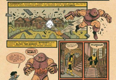 INTERVIEW: Ed Piskor remixes first 280 issues of 'X-Men'
