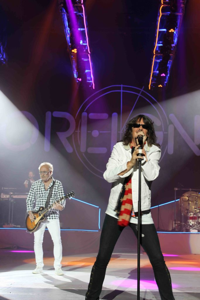 PHOTOS: Foreigner are 'Jukebox Heroes' at PNC Bank Arts