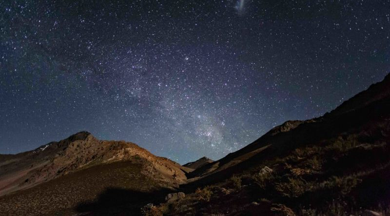 INTERVIEW: New documentary ponders the sky in Atacama