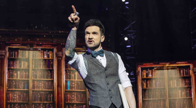 INTERVIEW: Sherlock Holmes returns to Broadway, in the form of Colin Cloud