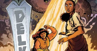 INTERVIEW: New comic 'Delver' finds teen character navigating uncertain world
