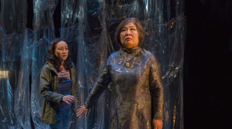 INTERVIEW: Vietnamese American faces legal battle in new opera 'Bound'