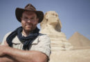 INTERVIEW: Josh Gates heads to Egypt for live 'Expedition Unknown'