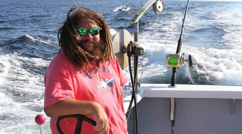 INTERVIEW: Captain TJ Ott is after some bluefin glory on 'Wicked Tuna: Outer Banks'