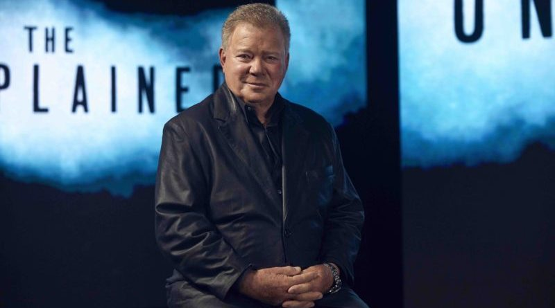 INTERVIEW: 'UnXplained' with William Shatner explores world's mysteries