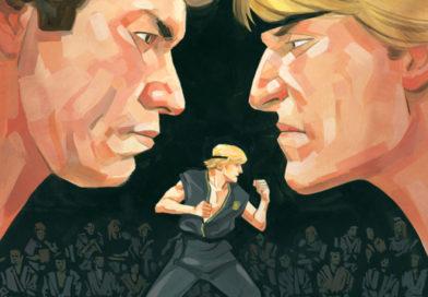 INTERVIEW: 'Cobra Kai' comic retells 'Karate Kid' story from Johnny's view