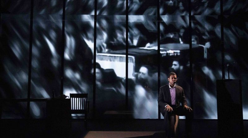 REVIEW: 'Fires in the Mirror' at Signature Theatre