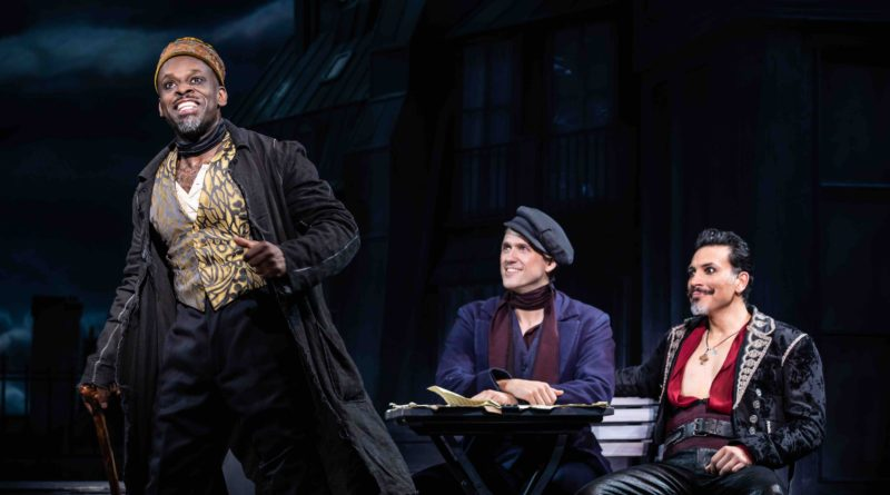 INTERVIEW: Sahr Ngaujah finds truth, beauty, freedom, love in Broadway's 'Moulin Rouge!'