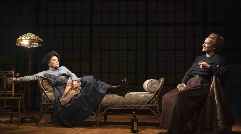 REVIEW: Audible Theater's 'The Half-Life of Marie Cure' in NYC