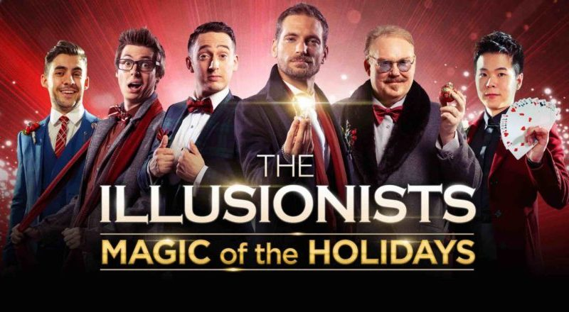 INTERVIEW: Finished with Hogwarts, mind reader Chris Cox joins Broadway's 'Illusionists'