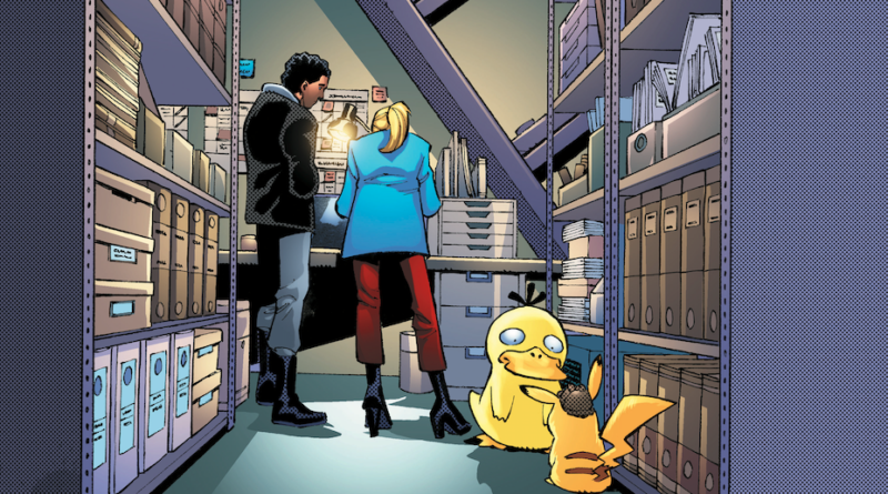 INTERVIEW: Detective Pikachu lives on in new 'Pokémon' graphic novel