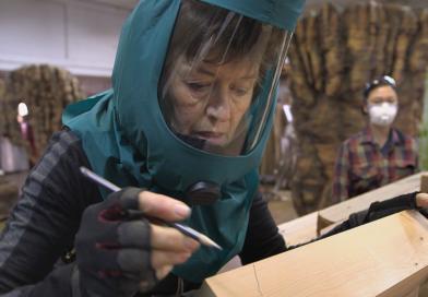 INTERVIEW: Sculpting the artistic process of Ursula Von Rydingsvard