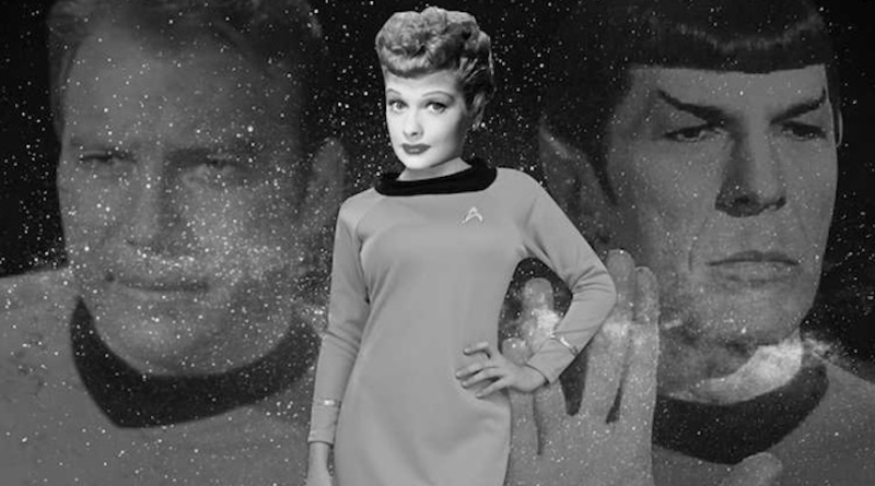 INTERVIEW: New screenplay imagines the founding of 'Star Trek'