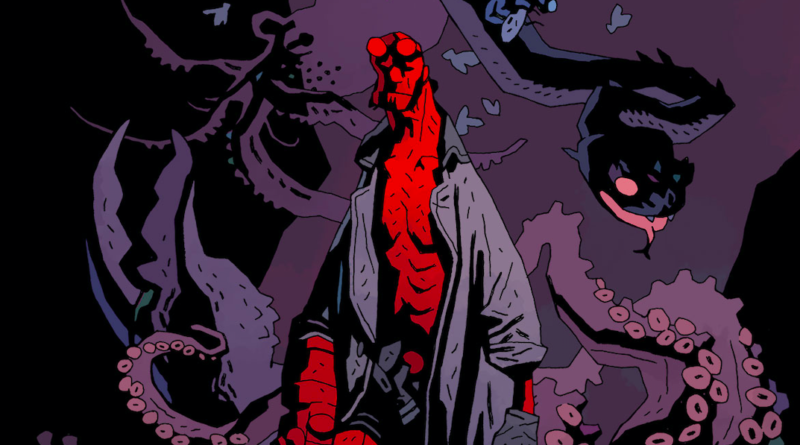 INTERVIEW: Mike Mignola's work inspires new documentary