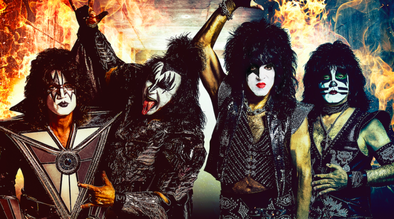 CHECK IT OUT: KISS rock out at Tribeca Film Festival to celebrate A&E documentary