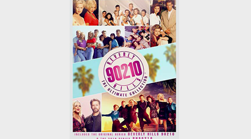 REVIEW: 'Beverly Hills 90210: The Ultimate Collection' on DVD